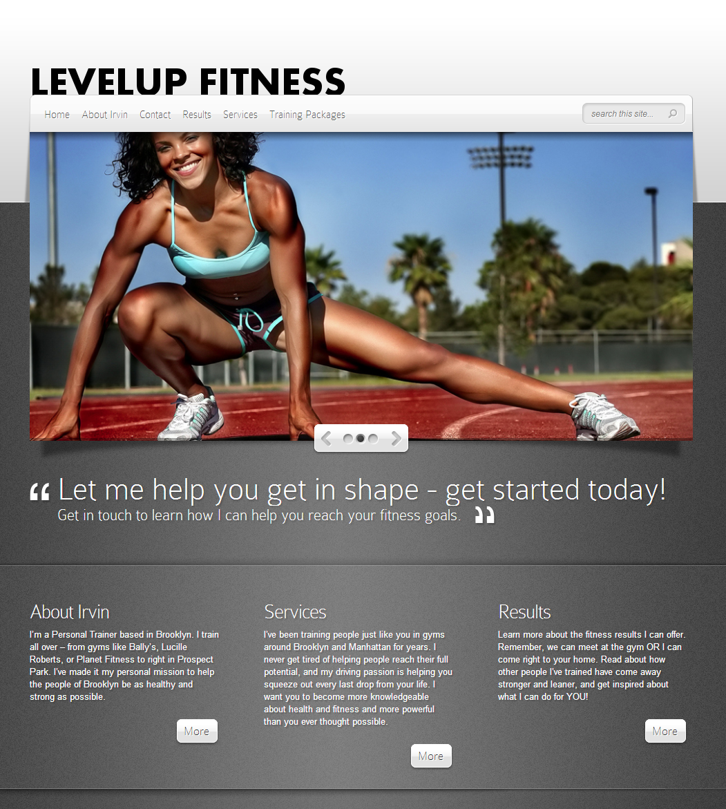 Levelup Fitness   Personal Training and Fitness Coaching (1)