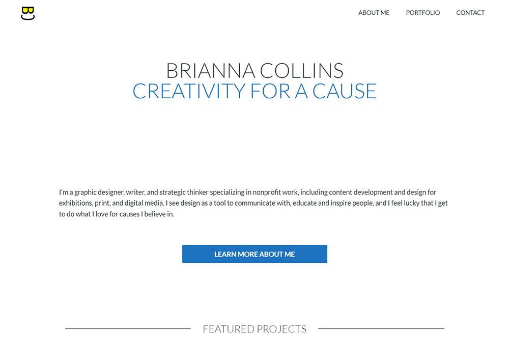 Client Showcase: Brianna Collins Design